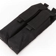 Тактический MOLLE P90 подсумок для журналов двойной стек сумка Mag несущей ящик для принадлежностей для охота; открытый воздух