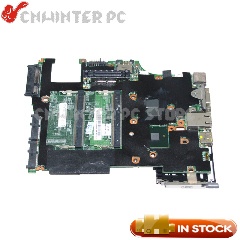 NOKOTION 63Y2064 MAIN BOARD For Lenovo thinkpad X201 laptop motherboard i5-540M QM57 GMA HD DDR3