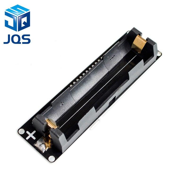 For WeMos D1 ESP8266 Mini WiFi Wireless Nodemcu Module 18650 Battery  Development Board Esp-Wroom-02 Motherboard 1A PWM I2C