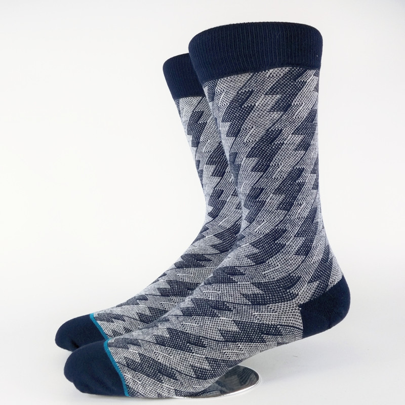 Mens Bolts Yuppie Dress Socks USA Size M(6-8.5),L( 9-12) ,Euro Size 39-41.5,42-45(Thin But Top Quality)