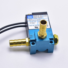 MAC 3 Port Electronic Boost Control Solenoid Valve 35A-ACA-DDBA-1BA With Brass Silencer