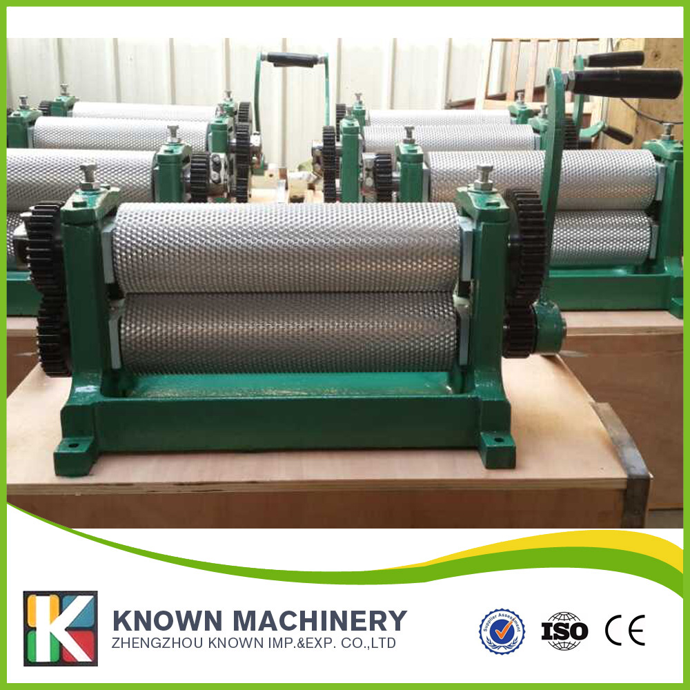 86*250mm Competitive price bees wax foundation machine Manual foundation roller for bee wax beeswax press machine 86 250mm competitive price bees wax foundation machine