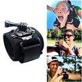 360 Degree Rotation Hand Wrist Strap For Gopro Hero 5 4 Hand Band Belt for SJCAM SJ4000 For Go pro sport Action Camera 41