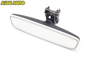 Image 5 - Auto headlight switch+Rain Light Wiper Sensor Anti glare Dimming Rear View Mirror For VW Golf 7 MK7