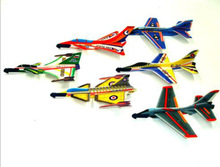 Besplatna brodska 50x polistirenska pjena klasična pucačina leta zrakoplova zrakoplova djeca dječje igračke igračke stranke favorizira torbu pinata zaliha punila