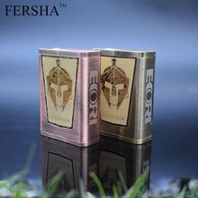 FERSHA 검투 키트 키트 200W TCR 모드 서모 스탯 RDA 탱크 박스 Mod Vape 전자 담배 패션