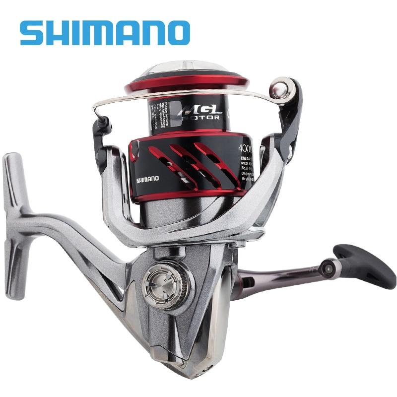 Image 3 - SHIMANO STRADIC CI4+ Spinning Fishing Reel 1000 2500 C3000 4000 Gear ratio 5.0:1/4.8:1 max drag 9kg Low Profile fishing reelsFishing Reels   -