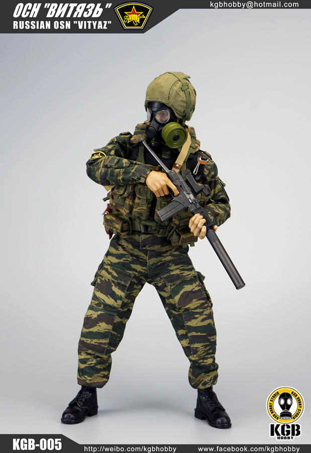 KGB-HOBBY 1/6 scale figure doll Russia INETRIOR TROOPS OSN VITYAZ ,12 action figure doll.Collectible Figure model toy gift new phoenix 11207 b777 300er pk gii 1 400 skyteam aviation indonesia commercial jetliners plane model hobby