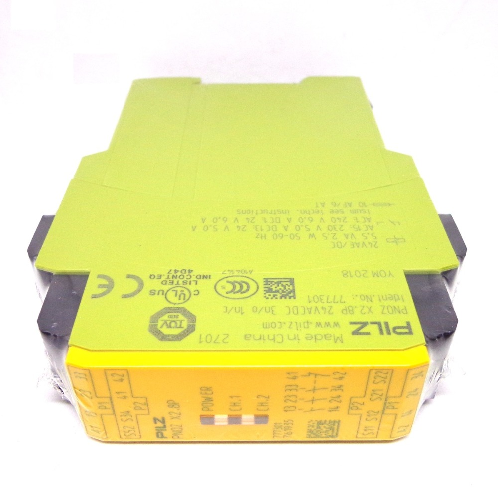 PILZ PNOZ X2.8P 777301 NEW FAST Delivery