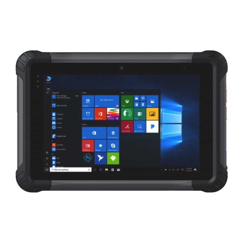 2019 Super fuerte de 7 pulgadas, 800 nits, RAM 4 GB ROM 64 GB Windows 10 Enterprise IP68 Rugged Tablet ST7164