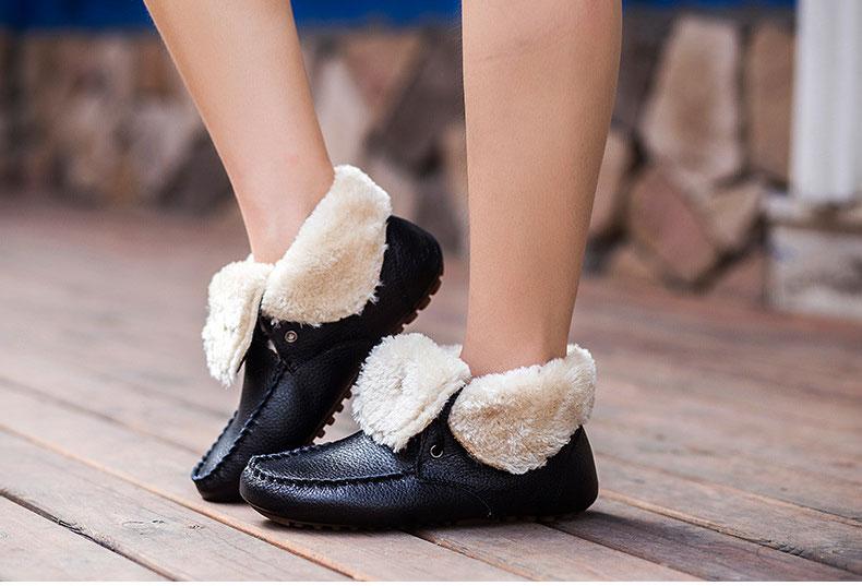 AH 5790 (11) women plush boots