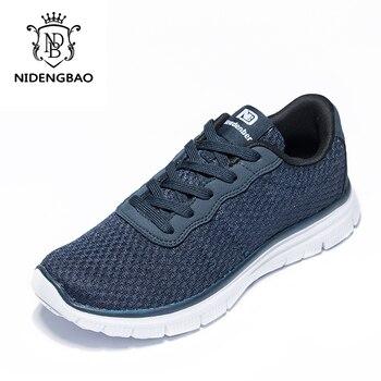 779b837ebc Zapatos de marca hombres verano moda para hombre de las zapatillas para  caminar calzado negro zapatillas hombre Casual zapatos de los hombres  tamaño 48 49 ...