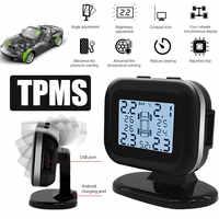 Vehemo TPMS Tire Pressure Monitor Gauge Tmps for High Temperature Alarm Stable Meter Digital for Anti-Explosion