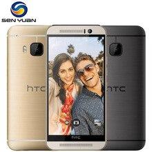Orijinal HTC ONE M9 Unlocked Cep telefonu Octa çekirdekli 3 GB RAM 32 GB ROM 20MP Kamera 3G & 4G WIFI GPS m9 cep telefonu