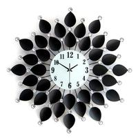 European Wall Clock Living Room And Bedroom Silent Wall Watch Modern Design Creative Clock Wall Home Decoration Wandklo