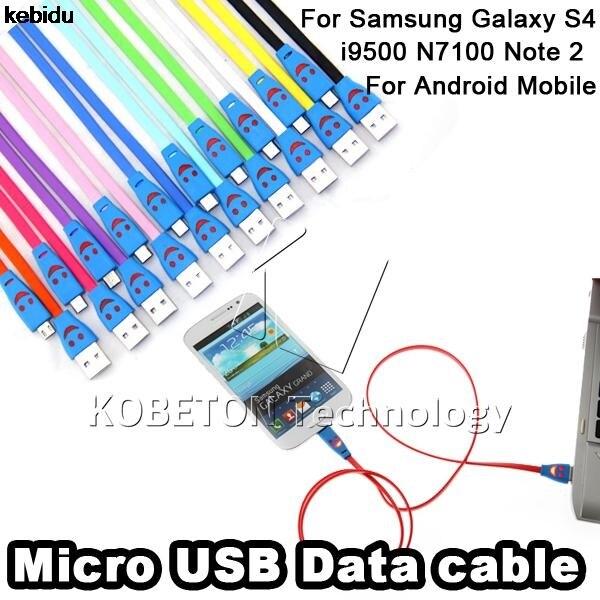 Unterhaltungselektronik 2017 1 Mt Luminous Smiling Face Micro Usb-kabel 2,0 Sync Daten Kabel Ladekabel Für Samsung Galaxy Note Für Android SpäTester Style-Online-Verkauf Von 2019 50% Zubehör Und Ersatzteile
