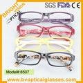 8501/8507 30pcs each lot mixed wholesale eyeglasses optical frame Acetate myopia prescription spectacles eyewear Glasses