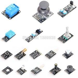 Image 5 - 37 ב 1 ערכת חיישן בתור התחלת Arduino עם קופסא פלסטיק