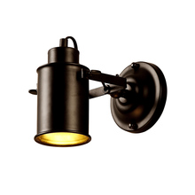 Modern Adjustable Metal E27 Wall Light Vintage Retro Black Sconce Wall Lamp for Loft Bar Cafe Home Corridor lighting fixtures все цены