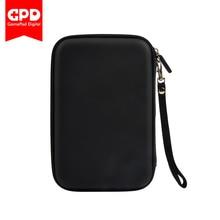 ใหม่ป้องกันสำหรับ GPD Pocket2 กระเป๋า 2 7 นิ้วระบบ Windows 10 UMPC Mini แล็ปท็อป (สีดำ)