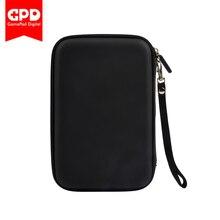 Mới Chính Hãng Bảo Vệ Túi Cho GPD Pocket2 Bỏ Túi 2 7 Inch Hệ Điều Hành Windows 10 UMPC Mini (Đen)