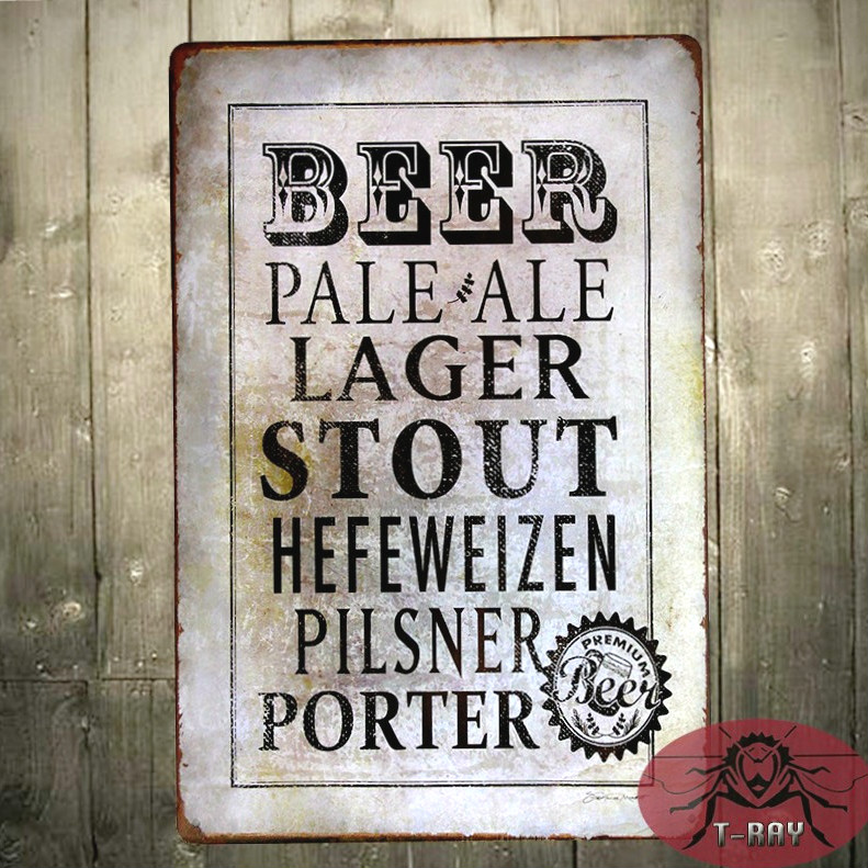 Retro Bathroom Signs Uk popular metal letters beer-buy cheap metal letters beer lots from