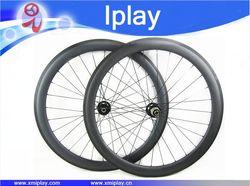 50mm węgla koła rower szosowy piasty Powerway R13 piasty 700c koła węgla obręczy clincher 25mm szerokość rower wyścigowy węgla koła drogowego 20/24 h