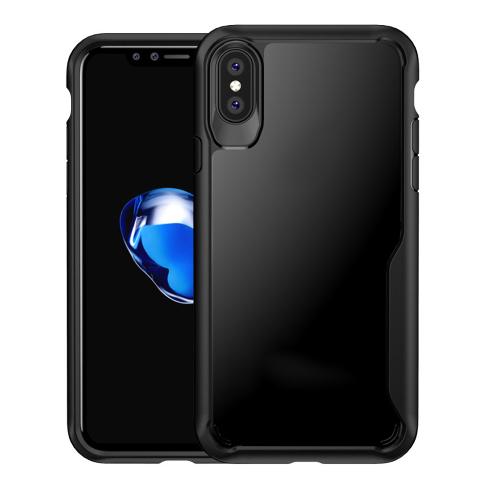 SCO Heavy Duty Phone Case SmartPhone Shell For iPhone XR TPU Shockproof