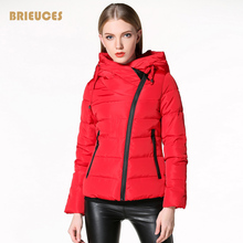Womens Winter Jackets And Coats 2016 Hooded Down Cotton Padded Parkas For Women's Winter Coat Female Manteau Femme