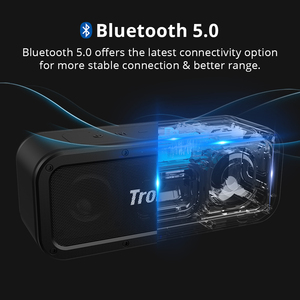 Image 2 - Tronsmart 포스 블루투스 5.0 스피커 40W 휴대용 스피커 IPX7 방수 TWS 스피커 서브 우퍼, NFC 전화와 15H 재생