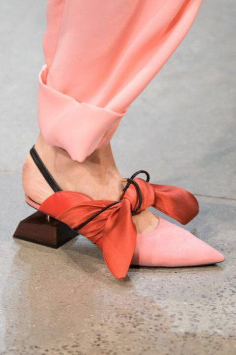 Noué Pic Bout Mules Femmes Sandales Tendances Mode 2018 Pic Talons New Slingback as Meilleur Étrange Pointu Hauts Pistes Summer Chaussures As AXqYR