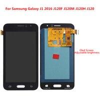 Super AMOLED HD LCD For Samsung Galaxy J120F J120M J120H J120 2016 Screen Display Touch Digitizer