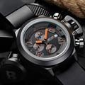 JEDIR Luxury Watches Men Military Diver Wristwatch Chronograph 24 Hours Sports Waterproof Rubber Quartz Watch relogio masculino