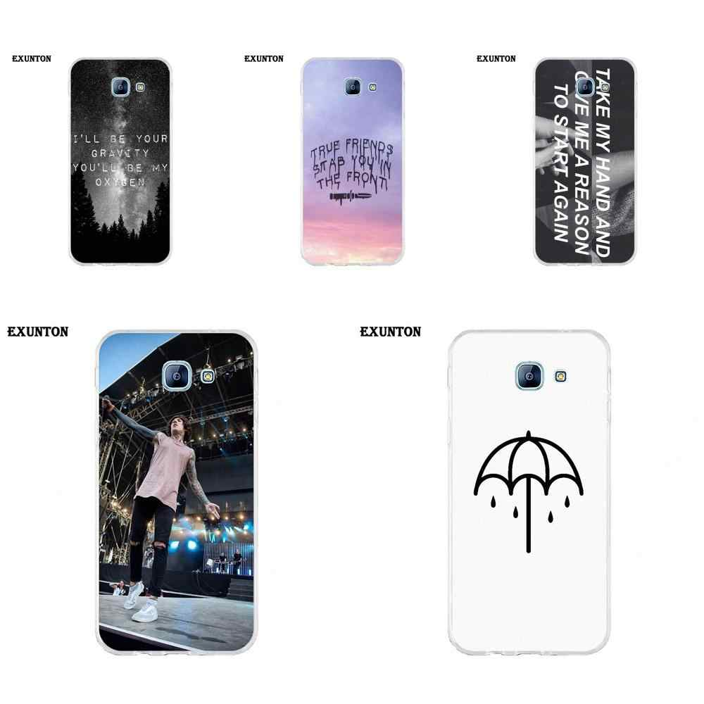 New Bring Me The Horizon Bmth TPU Case Cover For Galaxy A3 A5 A7 A8 A9 A9S On5 On7 Plus Pro Star 2015 2016 2017 2018