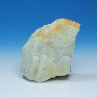 Hunan naturel hexagonal prisme original pierre émeraude beryl ore enseignement spécimens Kistler collection