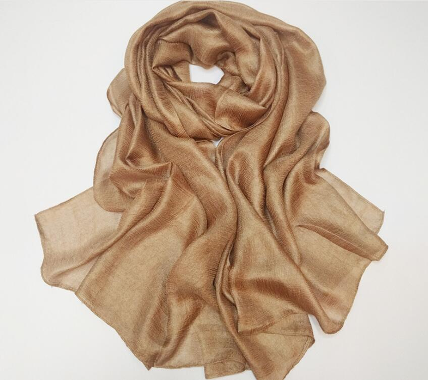 Luxury Women plain scarf/scarves fashion silklike cosy muslim head scarfs hijab big size echarpe wraps muffler hot sale