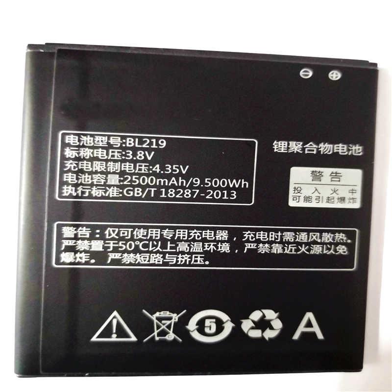 2500mAh BL219 BL 219 литий-ионный аккумулятор для телефона lenovo A880 S856 S810t A889 A890e A916 аккумулятор для телефона с подставка для телефона в подарок