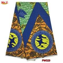 Mr. Z 2017 вышитые принты Анкара Воск Ткань Африканский Дизайн полиэстер ASO ebi Воск материалов для одежды