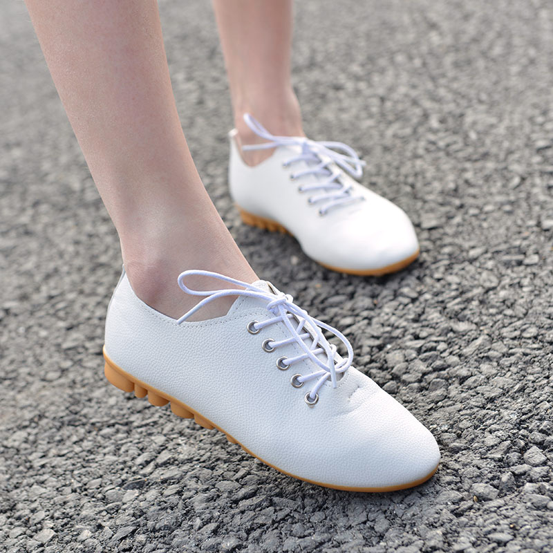 Lotus Jolly 2017 New Women Flats Leather Shoes Woman Black White Supercolor Cheap Ballet Moccasins Casual Loafers Candy Color 2017 new handmade women flats genuine leather oxfords shoes woman fashion ballets flats casual moccasins for women sapatos mujer