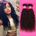 Yvonne 7А Бразильский Странный Вьющиеся Волосы Девственные Бразильские Вьющиеся Волосы 3 Пучки Бразильские Странный Вьющиеся Волосы Пучки Короткие Вьющиеся Переплетения