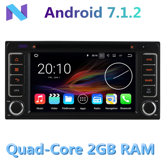 2gb ram android 712 car dvd player gps radio for toyota corolla 2gb ram android 712 car dvd player gps radio for toyota corolla camry hilux sciox Choice Image