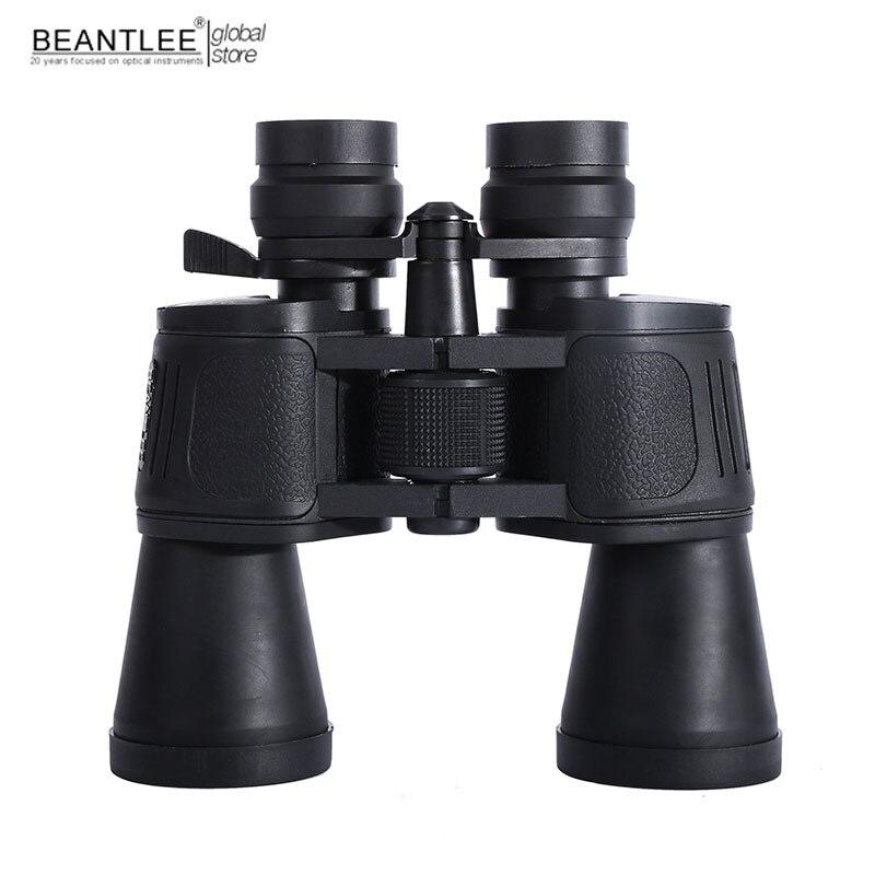 Alpinisme haute puissance BAK4 10-70x70 Vision nocturne chatoyante Zoom continu télescope jumelles de voyage haute définition
