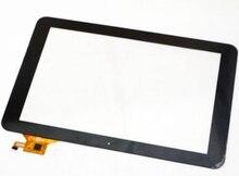 """Nuevo Para 10.1 """"Rekam CiTiPAD 3G 105BQ 3G-105 BQ Tablet panel de pantalla táctil digitalizador Del Sensor De Cristal FreeShipping Reemplazo"""