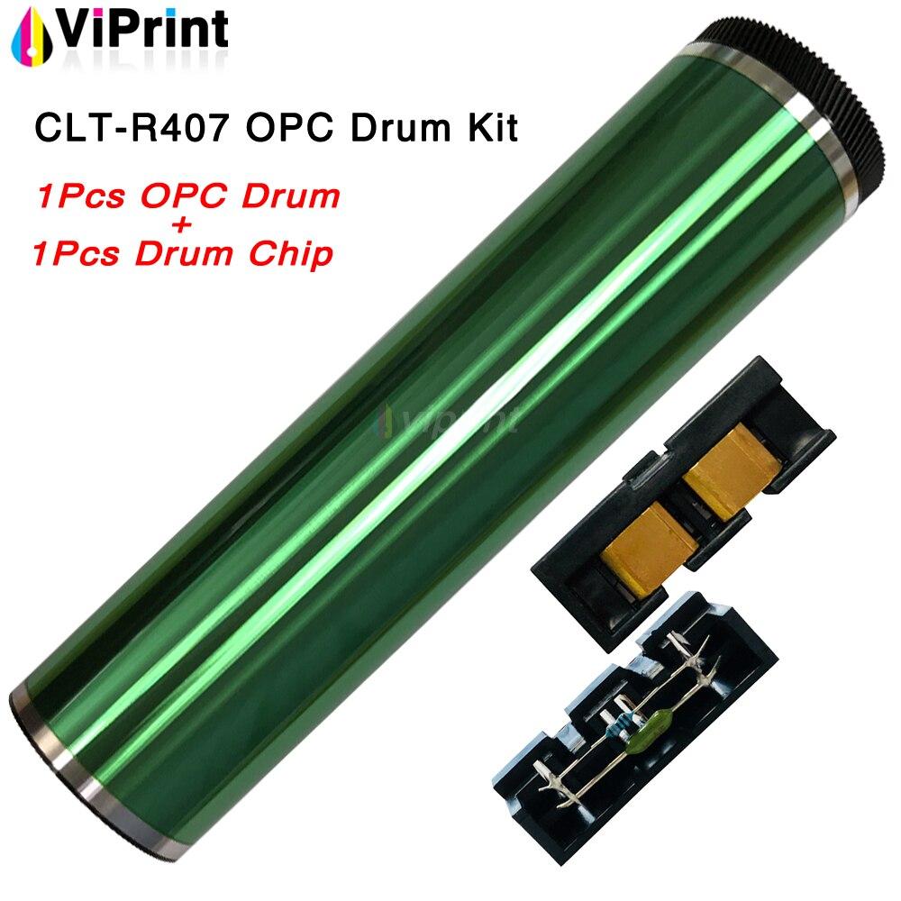 kit chip de 407 tambor opc para samsung clp 320 clt r407 clp 321n clp 325