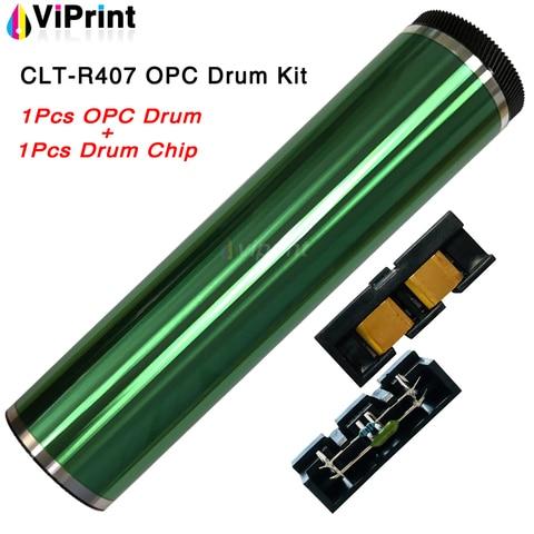 kit chip de 407 tambor opc para samsung clp 320 clt r407 clp 321n clp