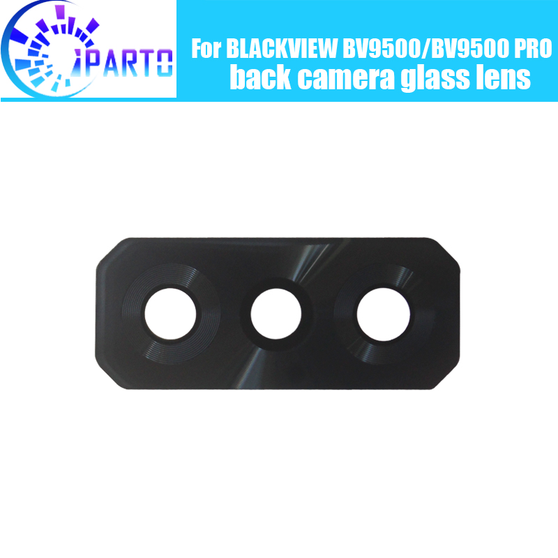 BLACKVIEW BV9500 Back Camera Glass Lens 100% Original New Rear Camera Glass Lens Replacement For BLACKVIEW BV9500 PRO