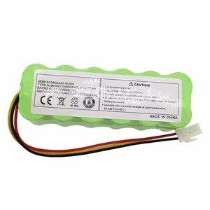 Image 4 - 14.4V 3.5Ah NI MH pil paketi Samsung NaviBot SR8840 için SR88XX serisi elektrikli süpürge SR8840 SR8845 SR8855 SR8895 VCA RBT20 pil