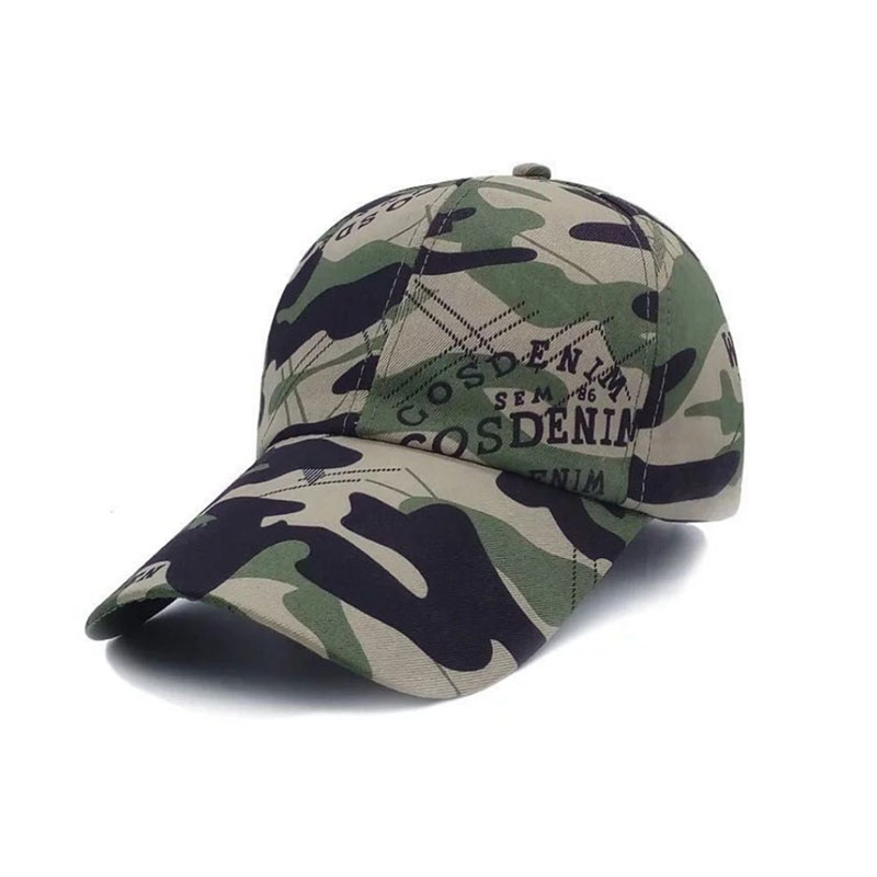 Охотничьи шапки Шапки для уличных видов спорта армейские мужские женские шапки специальные камуфляжные шапки бейсбольныей козырек шапки Распродажа - Цвет: Camo 2