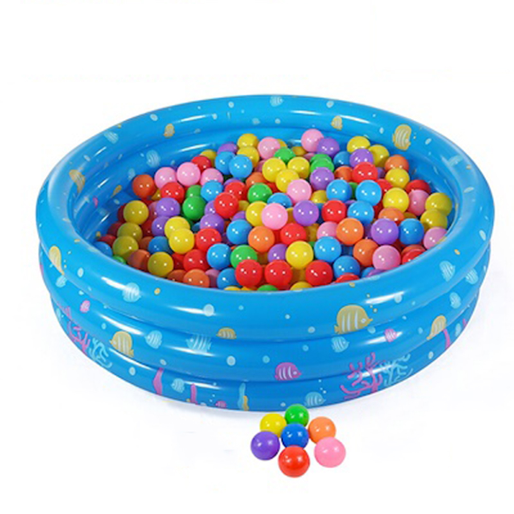 Swimming Pool & Accessories Lower Price with Tricyclic Round Inflatable Pool Baby Swimming Pool Childrens Inflatable Bathing Pool Toddler Baby Swim Air Mattress Tubs Yp01