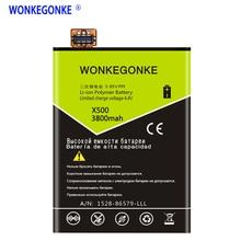 WONKEGONKE for Bluboo Xtouch X500 mobile phone batt